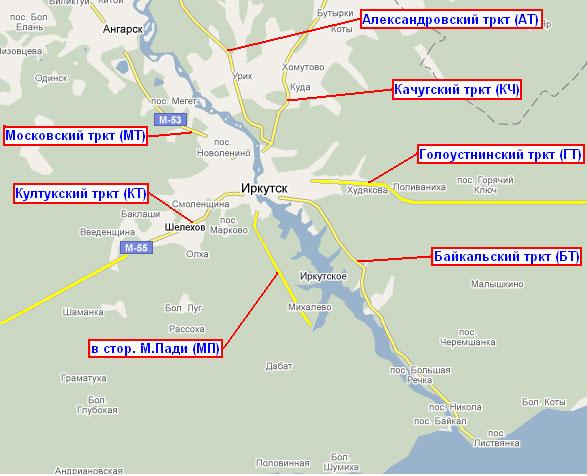 центр Иркутской области